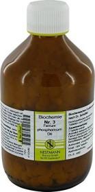 Nestmann Biochemie 3 Ferrum phosphoricum D6 Tabletten, 1000 Stück
