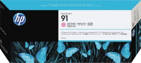 HP ink 91 magenta light (C9471A)