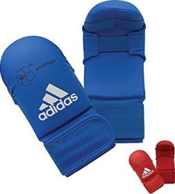 adidas Karate Faustschutz WKF blau