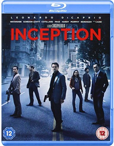 Inception (Special Editions) (Blu-ray) (UK) -- via Amazon Partnerprogramm