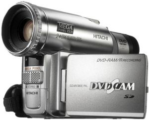 Hitachi DZ-MV380E