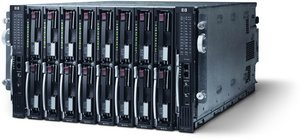 HP ProLiant BL20p, Xeon 3.06GHz (various types)
