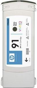 HP 91 Tinte schwarz matt, 3er-Pack (C9480A)