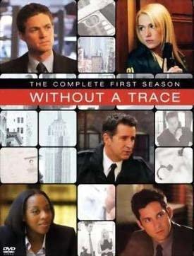 Without A Trace Season 1 (UK) -- via Amazon Partnerprogramm
