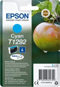Epson Tinte T1292 cyan (C13T12924010)
