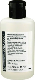Lysoform AHD 2000 hand sanitiser, 125ml
