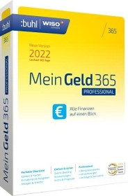 Buhl Data WISO My money 365 2022 Professional (German) (PC) (KW42638-22)