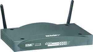 SMC Barricade g router, 54Mbps (2804WBR)