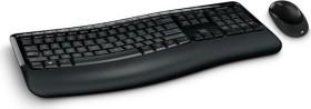 Microsoft Wireless Comfort Desktop 5050, USB, DE (PP4-00008)