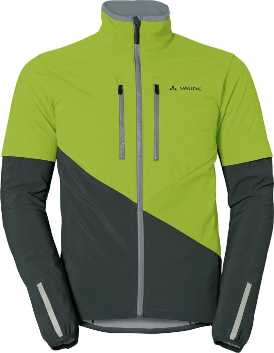 huge selection of 71e1a 38338 VauDe Primasoft Fahrradjacke chute green (Herren) ab € 100,40