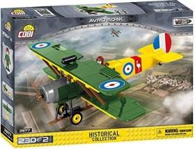Cobi Historical Collection Great War Avro 504K (2977)