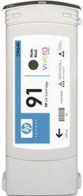 HP Tinte 91 schwarz photo, 3er-Pack (C9481A)