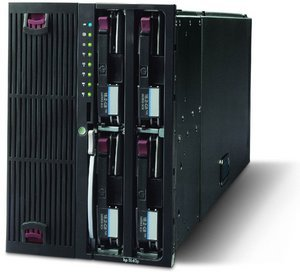 HP ProLiant BL40p, Xeon MP 2.00GHz (various types)