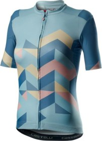 Castelli Unlimited Trikot kurzarm winter sky (Damen) (4520076-486)