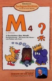Bibliothek der Sachgeschichten: M4 - Geschichten über Metall (DVD)