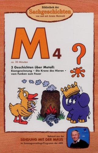 Bibliothek der Sachgeschichten: M4 - Geschichten über Metall -- via Amazon Partnerprogramm