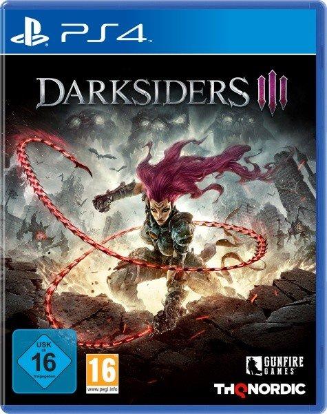 DarkSiders III - Apocalypse Edition (PS4)