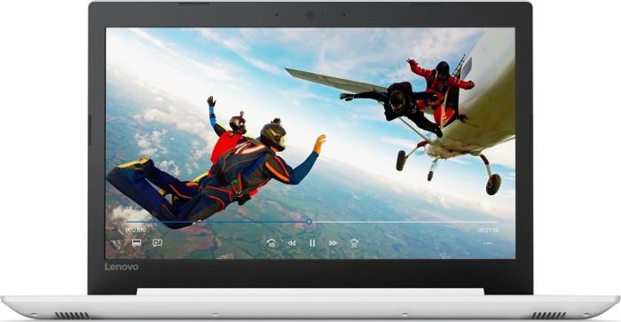 Lenovo Ideapad 320-15ISK weiß, Core i3-6006U, 4GB RAM, 1TB HDD, Windows, DVD, PL (80XH01PJPB)