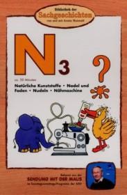 Bibliothek der Sachgeschichten: N3 - Natürliche Kunststoffe, Nadel und Faden, Nudeln, Nähmaschine (DVD)