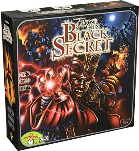 Ghost Stories - Black Secret (2. Erweiterung) -- via Amazon Partnerprogramm