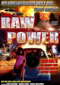 Raw Power - Drag Racing (DVD)