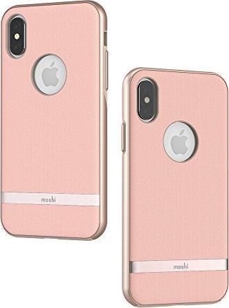 Moshi Vesta für Apple iPhone X pink (99MO101302) -- via Amazon Partnerprogramm