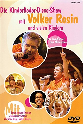 Volker Rosin - Die Kinderlieder-Disco-Show -- via Amazon Partnerprogramm