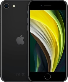 Apple iPhone SE (2020) 128GB schwarz