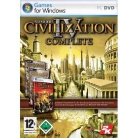 Sid Meier's Civilization 4 - Complete (PC)