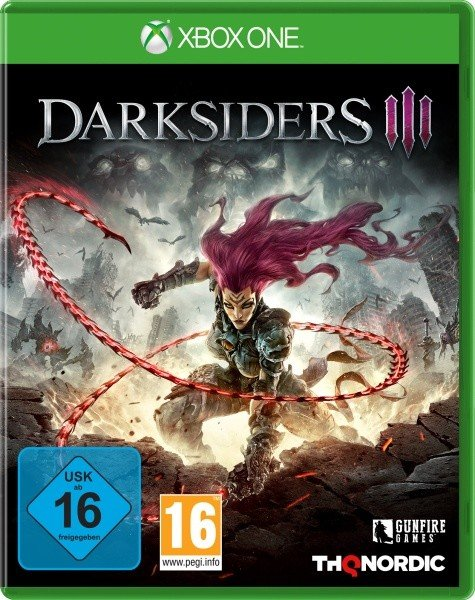 DarkSiders III - Apocalypse Edition (Xbox One)