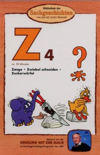 Bibliothek der Sachgeschichten: Z4 - Zange, Zwiebel schneiden, Zuckerwürfel -- via Amazon Partnerprogramm