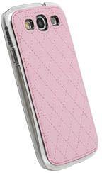 Krusell Avenyn UnderCover für Samsung Galaxy S3 rosa (89683)