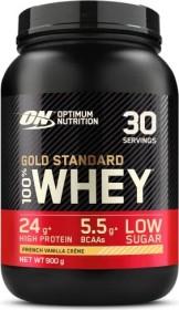 Optimum Nutrition Gold Standard 100% Whey vanilla 908g