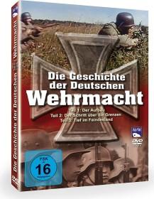Die Geschichte der Deutschen Wehrmacht (DVD)