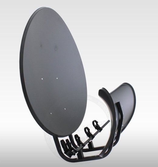 Wavefrontier Toroidal 90 satellite dish (T90) -- © My-Solution.de