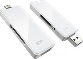 Silicon Power xDrive Z30 128GB, USB-A 3.0/Lightning (SP128GBLU3Z30V1W)