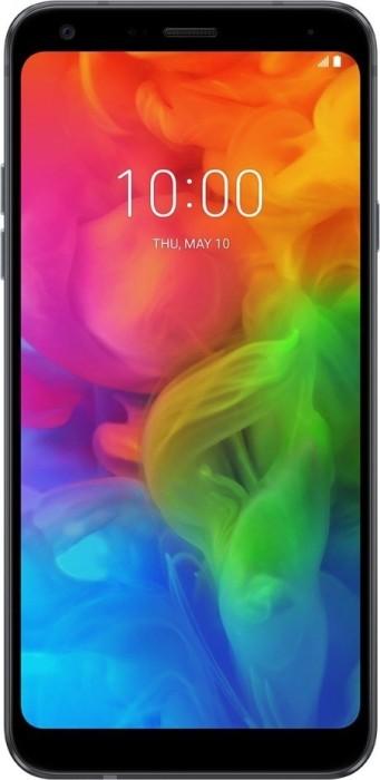 LG Electronics Q7 Dual-SIM LMQ610EMW schwarz