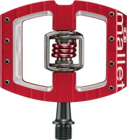 CrankBrothers Mallet DH Pedals red (16095)