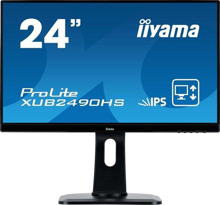 """iiyama ProLite XUB2490HS-B1, 23.8"""""""