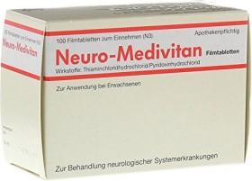 Neuro-Medivitan Filmtabletten, 100 Stück