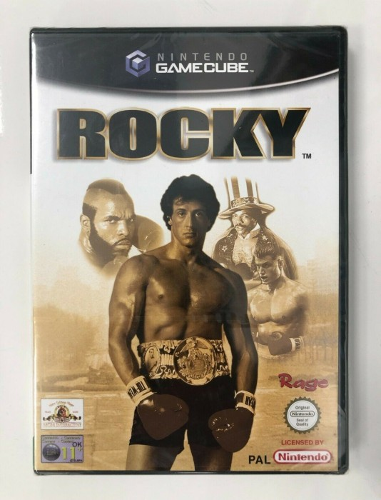Rocky (German) (GC) -- via Amazon Partnerprogramm