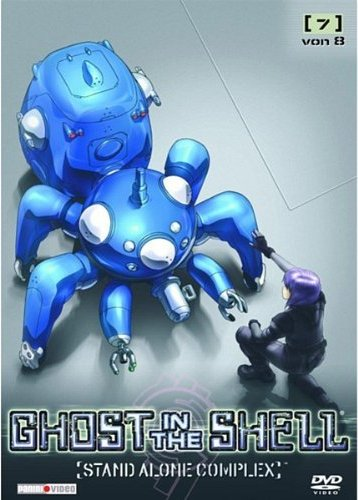 Ghost in the Shell - Stand Alone Complex Vol. 7 -- via Amazon Partnerprogramm