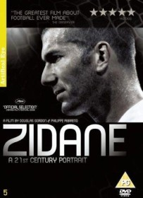 Zidane - 21st Century Portrait (DVD) (UK)
