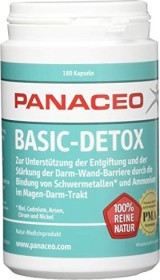 PanaCeo Health Basic-Detox capsules, 180 pieces