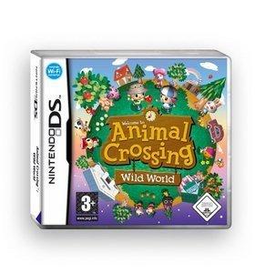 Animal Crossing - Wild World (englisch) (DS)