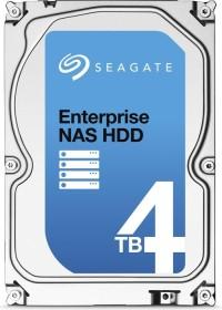 Seagate Enterprise NAS HDD 4TB, SATA 6Gb/s (ST4000VN0001)