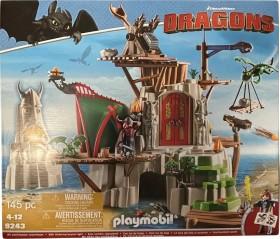 playmobil Dragons - Berk (9243)