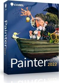 Corel Painter 2022, EDU, ESD (multilingual) (PC/MAC) (ESDPTR2022MLA)