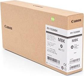 Canon Tinte PFI-703MBK schwarz matt (2962B001)