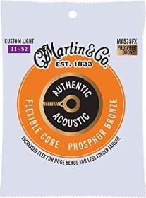 Martin Traditional 92/8 Phosphor Bronze Custom Light (M535)